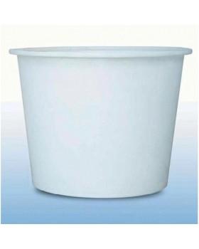 Λεκάνη Πλαστική Νο5-Υπεργίγας(Λευκή)