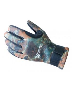 Γάντια Amara Camo 2mm