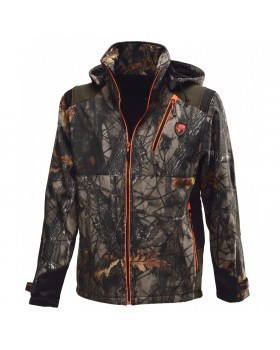 UNIVERS U-TEX SOFTSHELL CAMO JACKET 91021 / 159