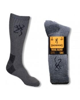 Κάλτσες Browinig Heavyweigt Wool(2 ζευγάρια)