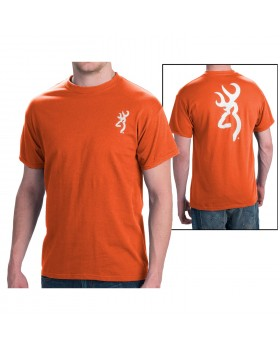 T-Shirt Buckmark Logo Browning