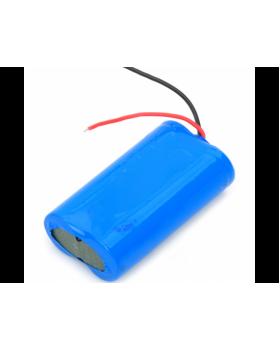 Battery Pack 2x18650 5200mAh