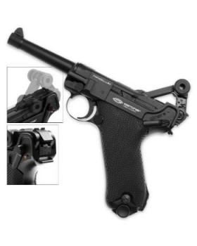 Gletcer Parabellum 4,5mm Fullmetal Blowback