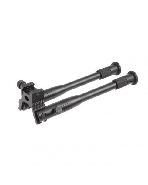 "HATSAN OPTIMA UNIVERSAL TACTICAL 9-11"" FOLDING BIPOD WEAVER"