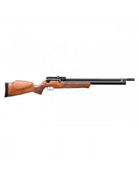 Kral Arms Puncher Mega Walnut Sidelever Pcp Air Rifle.22