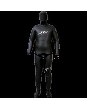 Xt Diving Pro Στολή Λείο/Ξυρισμένο 5mm Black 5mm