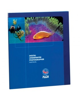 Padi-Digital Underwater Photographer Manual