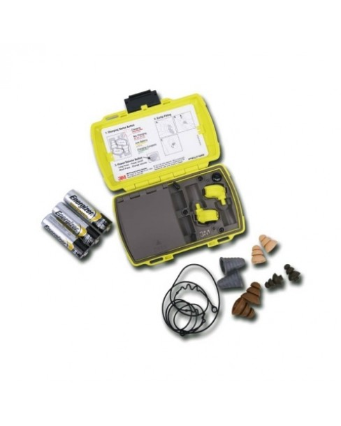 PELTOR LEP-100 LEVEL DEPENDEND EARPLUG KIT