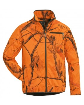 Ζακέτα Pinewood 8441 Strech Shell Jacket CAamo Camo/Orange