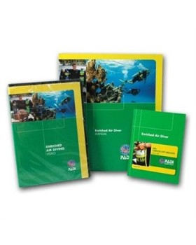 Padi-Enriched Air Diver Crew Pack