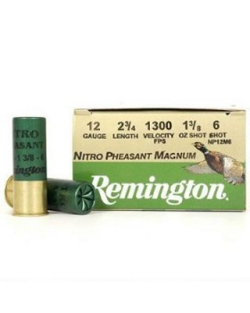 Remington Ntro Pheasant 39 gr. 12/70 Cooperplated