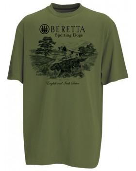 T-Shirt Setter Green