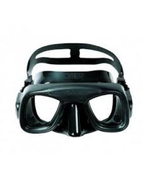 Μάσκα Κατάδυσης Omer Abyss Black Silicone