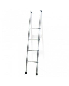 Aluminium Ladder Loft Bed Deluxe 4 B