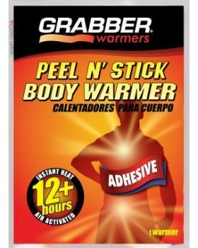 Grabber Warmers-Θερμαντικό Σώματος Αυτοκόλλητο