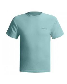 Columbia-Μπλουζάκι Βαμβακερό 100%