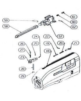 Cut Off Spring Beretta 53790