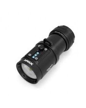 Xtar D08 Καταδυτικός Φακός LED φωτεινότητας 2000lm Full Set