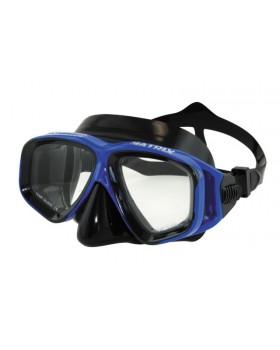 XDive-Μάσκα Matrix Blue