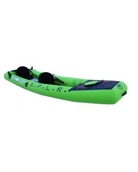 Aqua Marina-Φουσκωτό Kayak Explorer