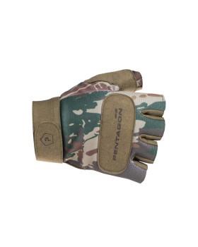 Γάντια Μάχης Στρατού Duty Camo Mechanic 1/2 Pentagon