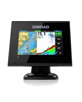 Simrad GO5 XSE + TotalScan