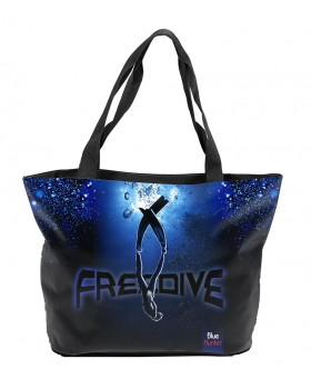 Blue Hunder-Τσάντα Ώμου Freedive