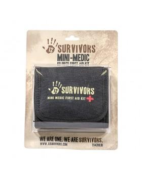 12 Survivors Mini Medic First Aid Kit