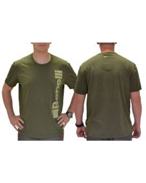 T-Shirt Benelli Χακί