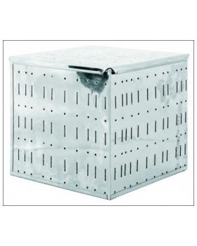 Καλούπι Inox Τετράγωνο 23x 23x 23cm