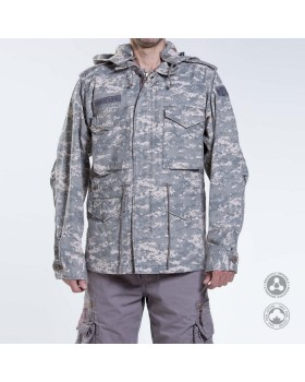 JACKET MLC DIGITAL GREY