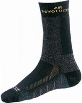 Κάλτσες Meindl Μαύρες Air Revolution 968231