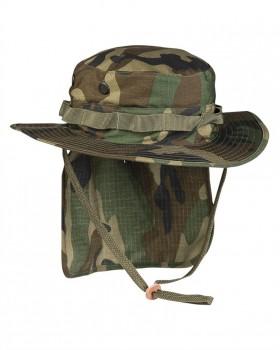 Καπέλο Jungle Flap Camo Mil-Tec