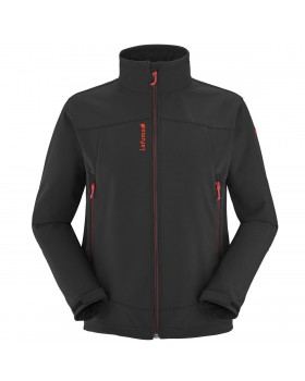 Jacket Softshell Lafuma Track Black