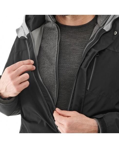 3 Σε 1 Τζάκετ Ανδρικό Lafuma Access Fleece Black