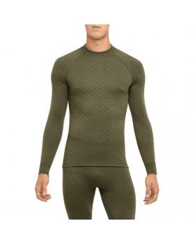Ισοθερμικό Thermowave Merino Warm Shirt Ls GREEN