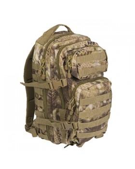 Mil-Tec-Σάκος Πλάτης Assault SM Tactical 20 Λίτρων - Παραλλαγής Mandra Tan