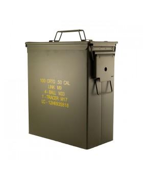Mil-Tec- Μεγάλο Μεταλλικό Κουτί Αποθήκευσης Πυρομαχικών - Εξοπλισμο