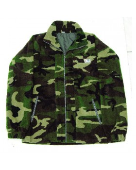 Ζακέτα Fleece Zark Hellas Camo 280gr 001.06