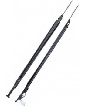 Λαστιχοβόλο Ψαροτούφεκο Omer Cayman ET Black 130cm