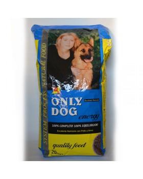 Σκυλοτροφή Only Dog Energy Premium 20kgr