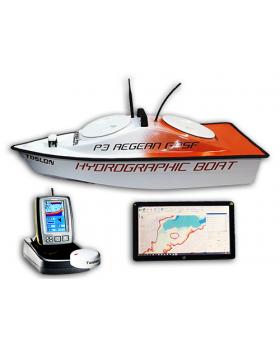 Τηλεκατευθυνόμενο Σκαφάκι P3 Aegean GPSf HydroGraphic Boat