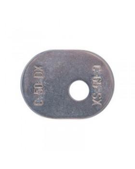 Plate Drop Beretta Πισω 50/65 55403