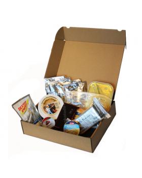 Πλήρες Πακέτο Τροφών Έκτακτης Ανάγκης - 1 Άτομο - Γαλοπούλα