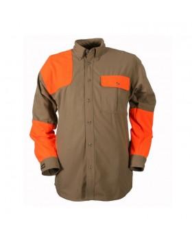 Πουκάμισο Gamehide SST Shirt Tan/Orange