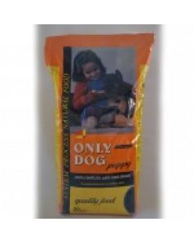 Σκυλοτροφή Only Dog Puppy Premium 20kgr