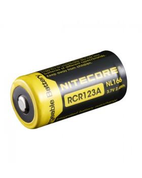 Nitecore-Μπαταρία Nitecore RCR123A / 650mAh