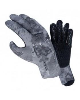 Γάντια Black Camo 2mm