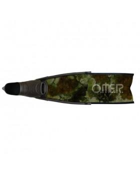 Πτερύγια Omer Stingray Composite 25 Camu 3D