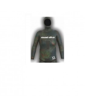 Must Dive-Σακάκι  Λείο/Ξυρισμένο 5mm-Yam 45